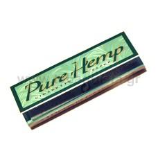 Χαρτάκια Pure Hemp 1.1/4