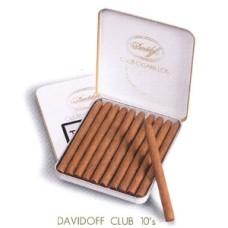 Cigarillos Davidoff Club 10s