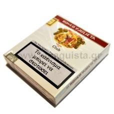 Cigarillos Romeo y Julieta Club 20s