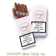 Cigarillos Davidoff Demi Tasse 10s