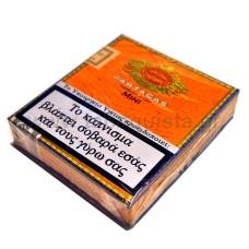 Cigarillos Partagas Mini 20s