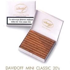 Cigarillos Davidoff Mini Classic 20s