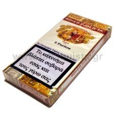 Cigarillos Romeo Y Julieta Puritos 5s